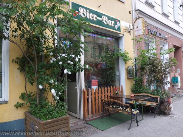 Bierbar in Friedrichshain